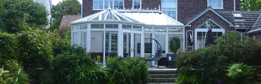 Full Conservatory Cleaned Wirral