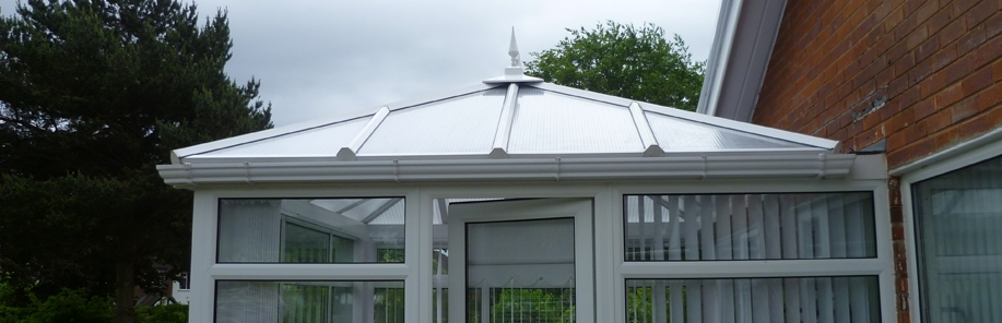 Conservatory Roof Cleaned Wirral