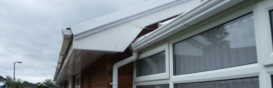 Fascia and Soffits Cleaned Wirral